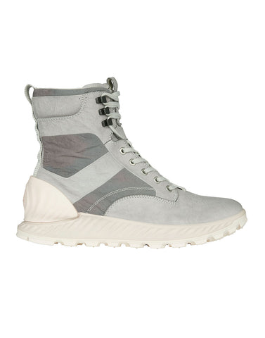 S0695 Garment Dyed Leather Exostrike Boot in Dust