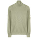 582FA Turtleneck Jumper in Beige