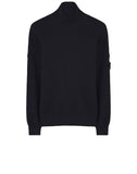 582FA Turtleneck Jumper in Black