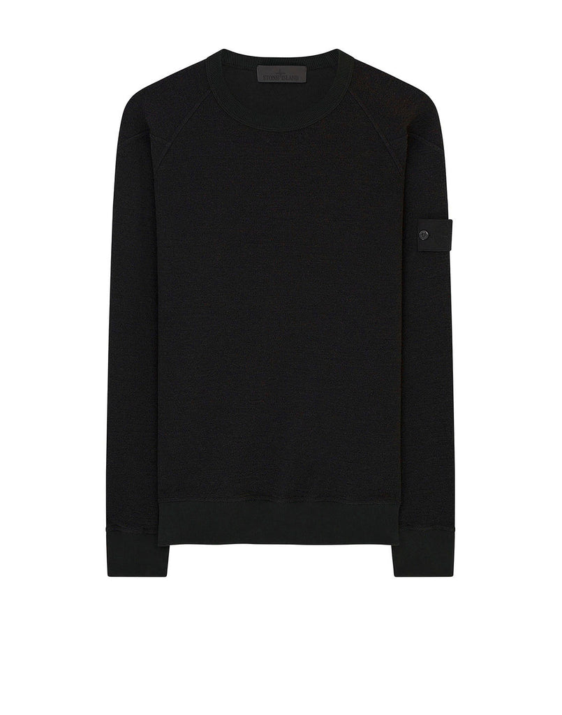 654F5 Crewneck Sweatshirt in Black