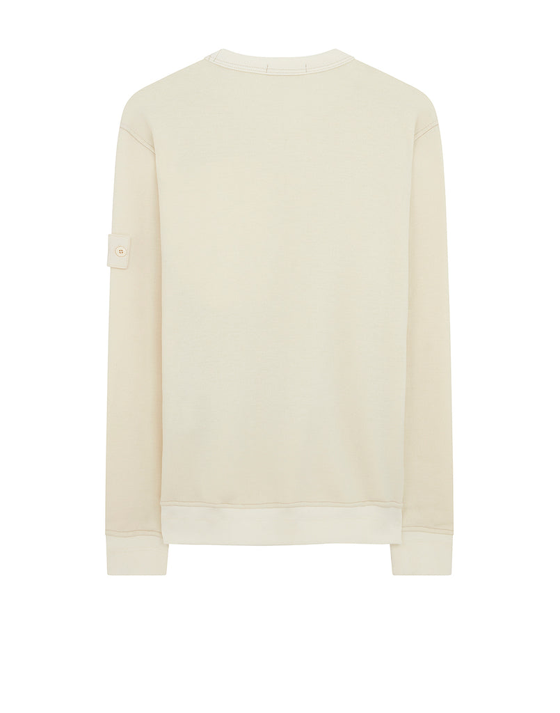 650F3 Ghost Piece Sweatshirt in Natural