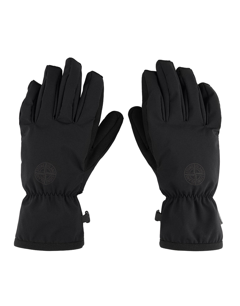 92429 SOFT SHELL-R: Gloves in Black