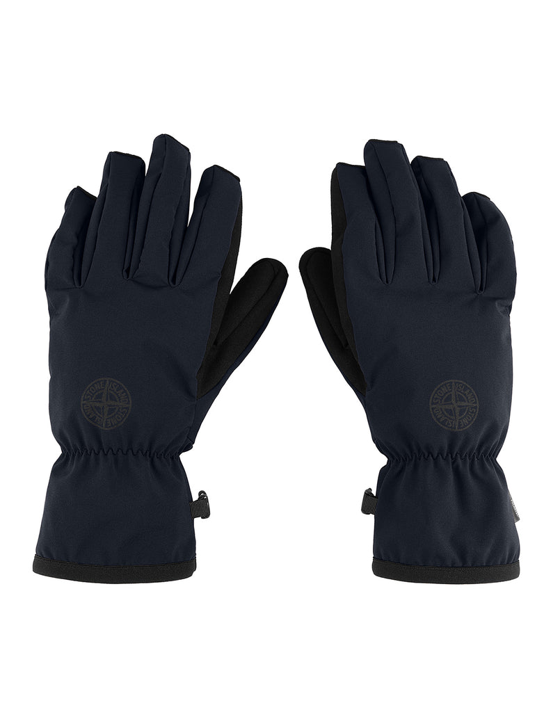 92429 SOFT SHELL-R: Gloves in Navy