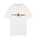 2NS85 'GRAPHIC SIX' T-Shirt in Natural