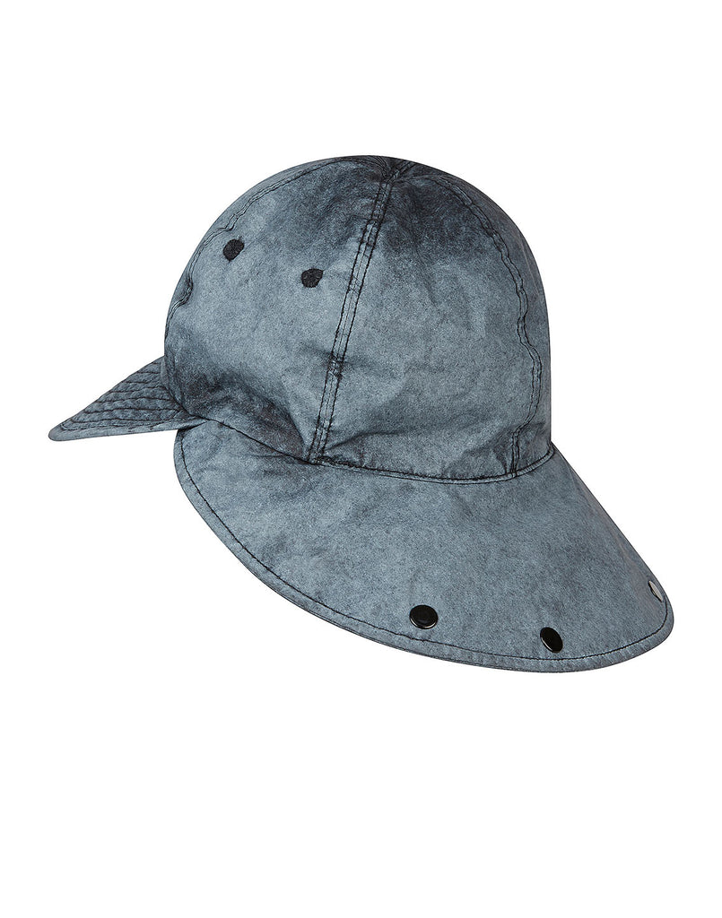 99424 MEMBRANA 3L WITH DUST COLOUR FINISH Hat in Black