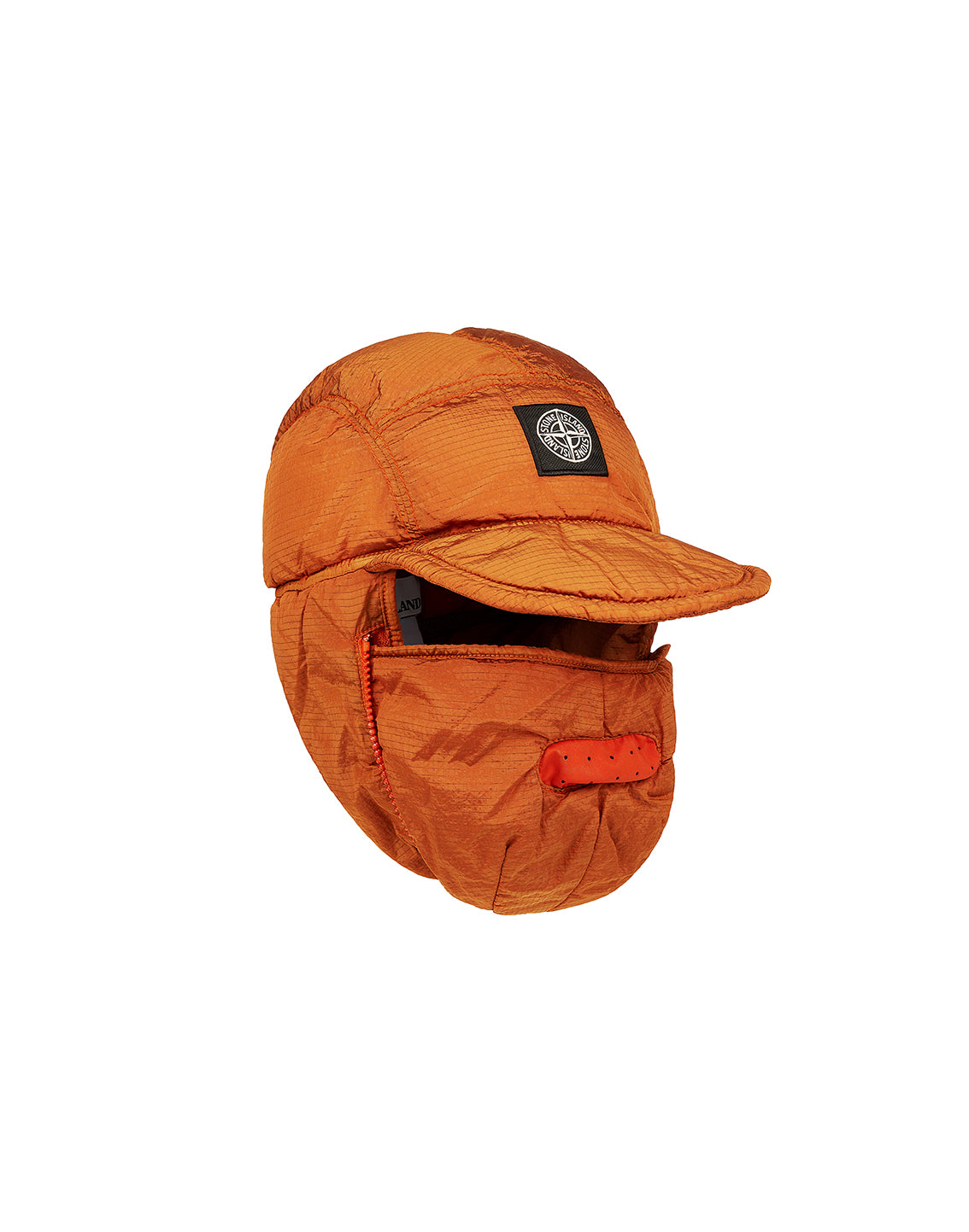 99432 NYLON METAL WATRO RIPSTOP DOWN-TC Hat in Orange