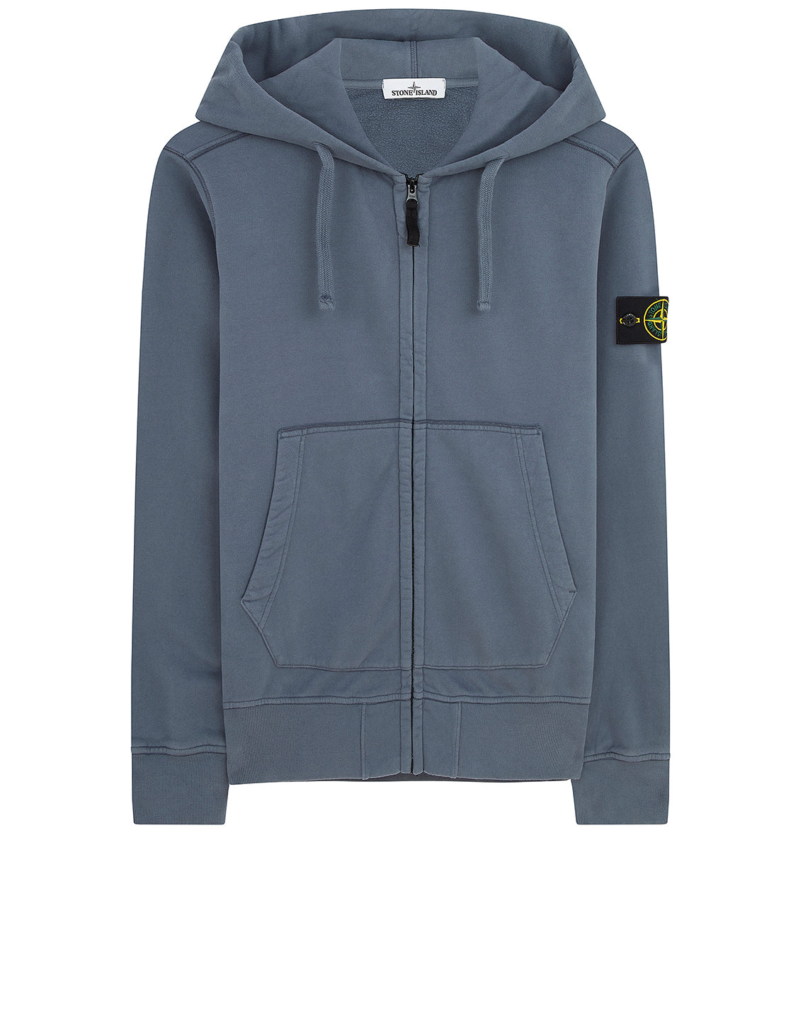 60220 Hooded Sweatshirt in Dark Blue
