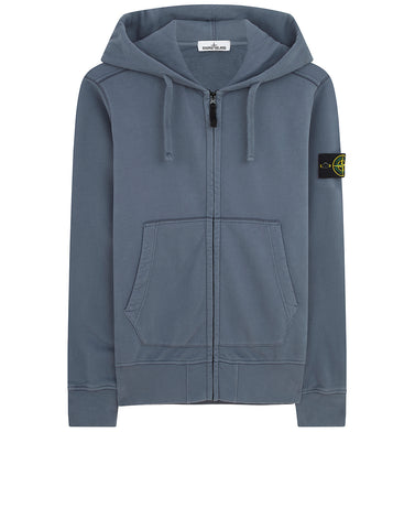 60251 HOODED SWEATSHIRT in Dark Blue