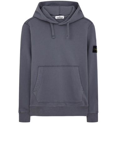 62820 Hooded Sweatshirt in Dark Blue