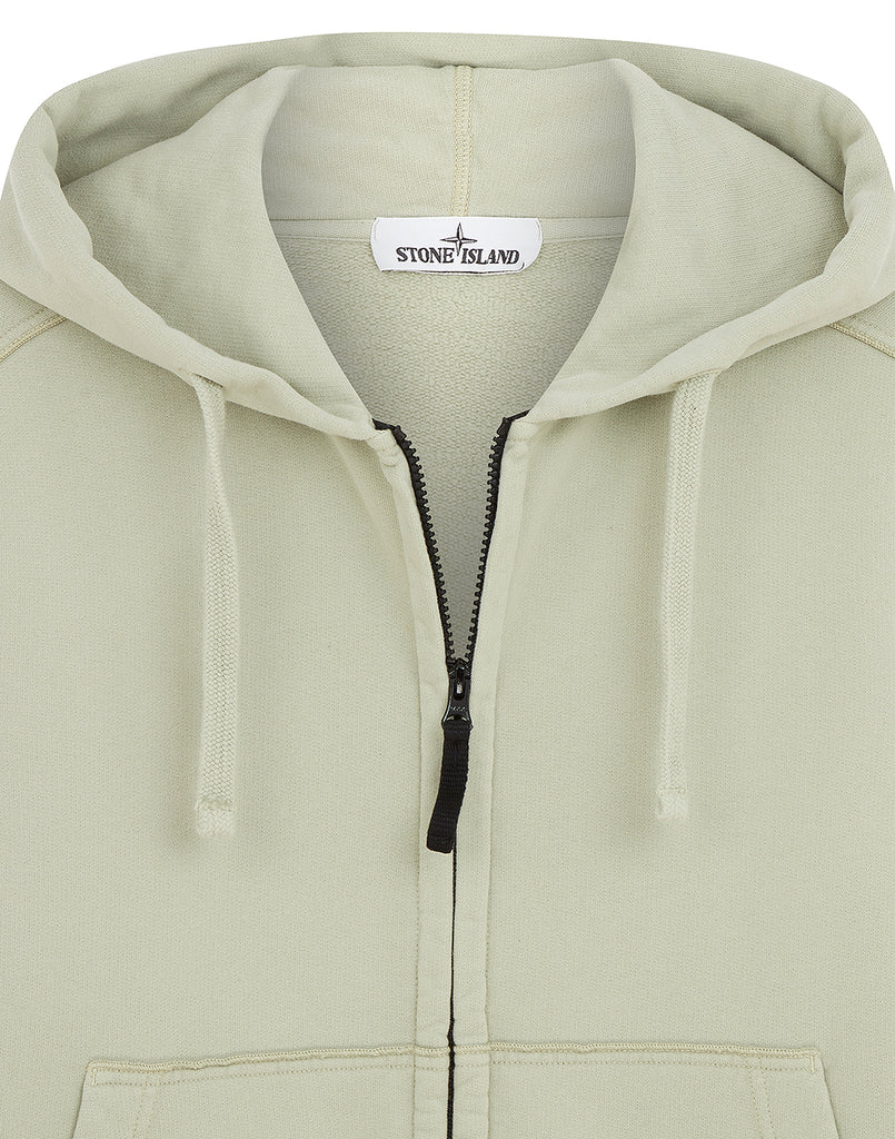 60220 Hooded Sweatshirt in Dust
