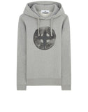 66089 'GRAPHIC TEN' Sweatshirt in Dust Grey