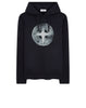 66089 'GRAPHIC TEN' Sweatshirt in Navy Blue