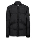 40423 Garment Dyed Crinkle Reps NY Down Jacket in Black