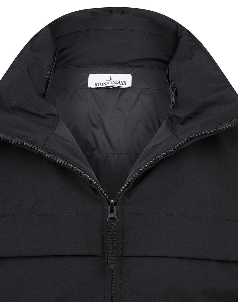 42227 SOFT SHELL-R WITH PRIMALOFT® INSULATION Jacket in Black