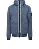 44523 Garment Dyed Crinkle Reps Ny Jacket in Dark Blue