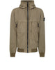 44523 Garment Dyed Crinkle Reps Ny Jacket in Olive