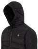40532 Nylon Metal Watro Ripstop Jacket in Black