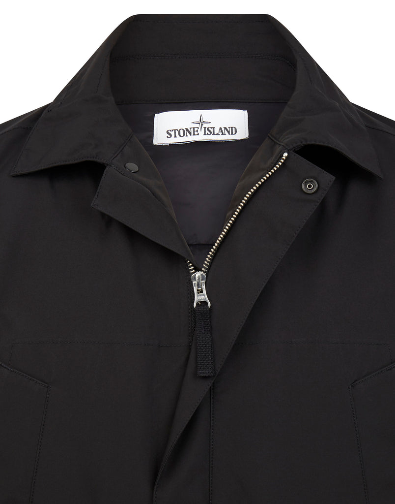41729 GORE-TEX PACLITE® PRODUCT TECHNOLOGY WITH PRIMALOFT® INSULATION Coat in Black