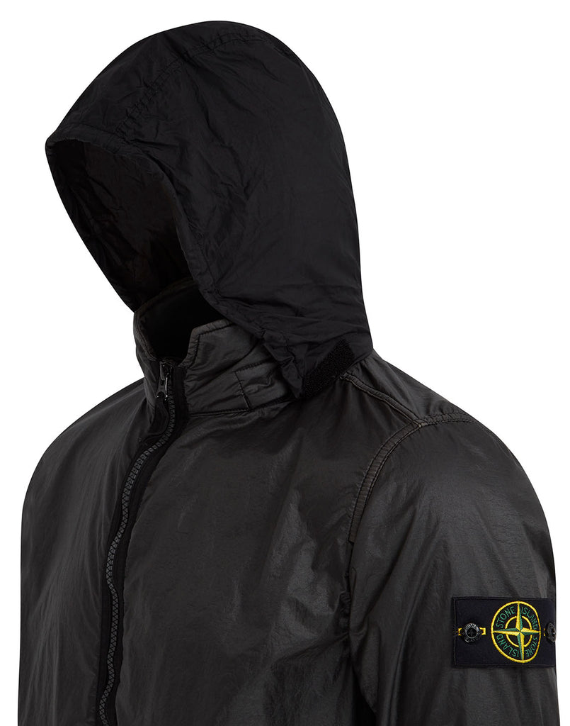 71535 Lamy Flock Jacket in Black