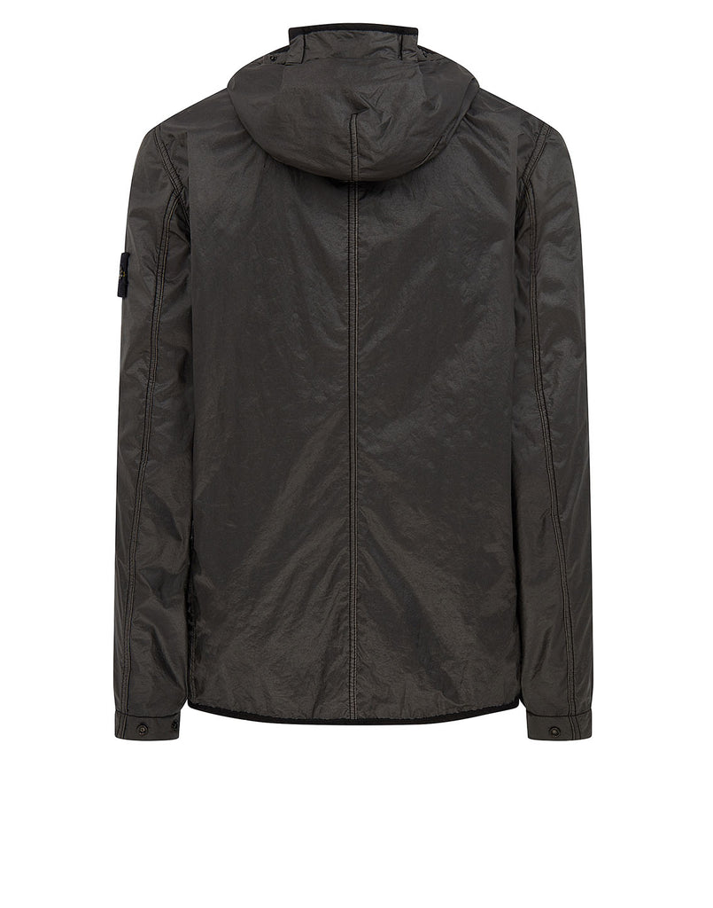 Q1235 LAMY FLOCK Jacket in Black