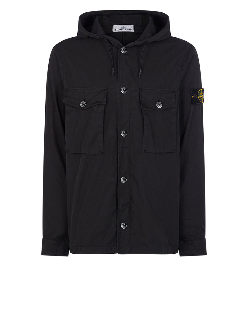 12408 Overshirt in Black
