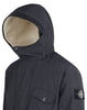 43499 REFLECTIVE RIPSTOP CHINÉ WITH DETACHABLE LINING Jacket in Black