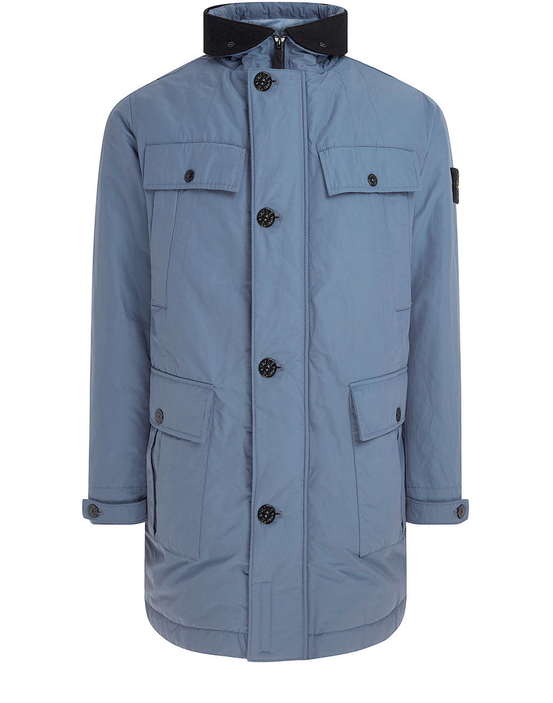 70226 MICRO REPS WITH PRIMALOFT® Blouson in Blue