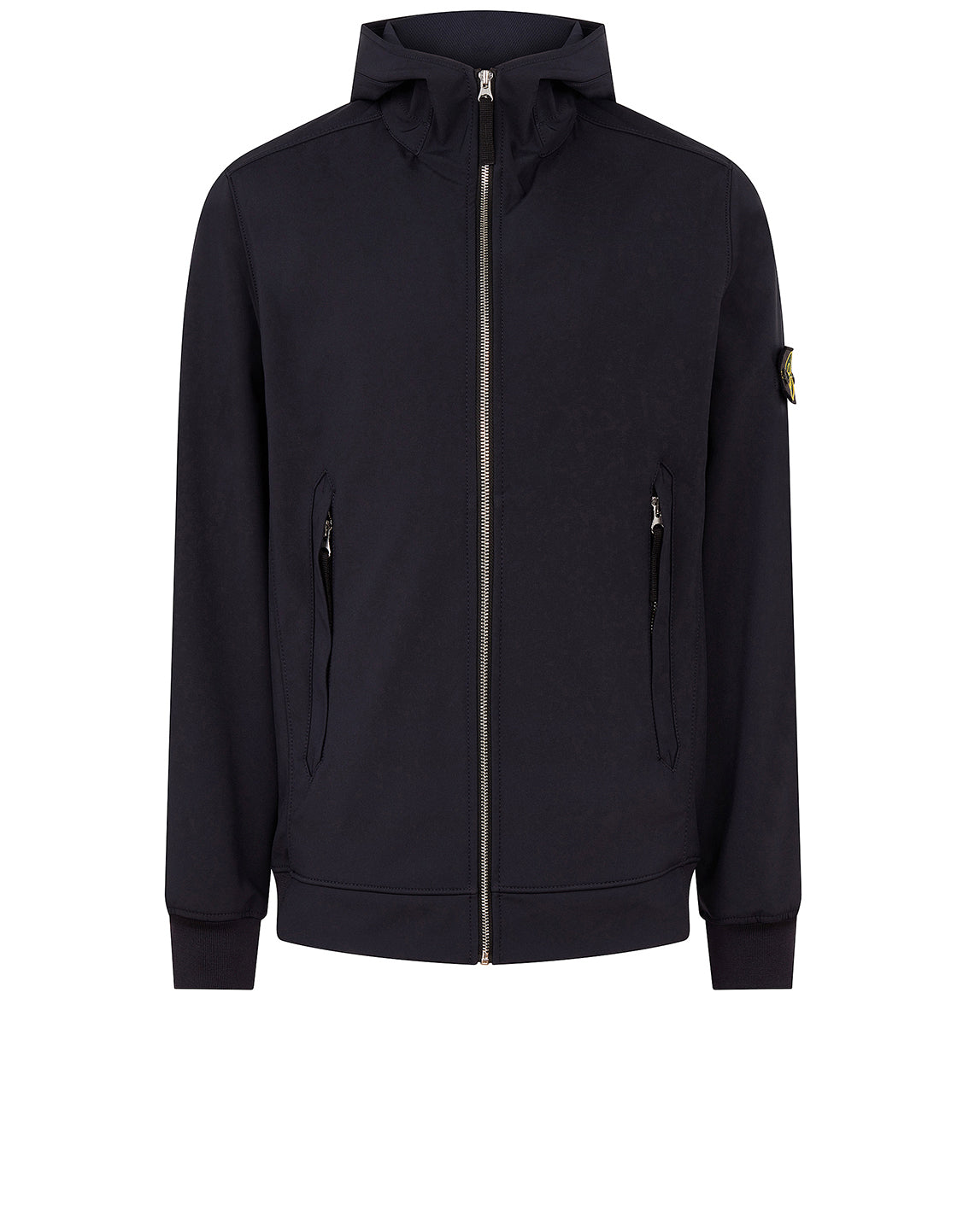40927 LIGHT SOFT SHELL-R Jacket in Navy Blue