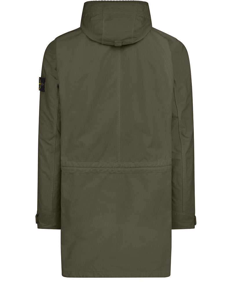 70749 DAVID-TC_DETACHABLE LINING: Parka in Dark Forest