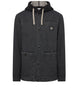 428J1 Panama Placcato Jacket in Dark Grey