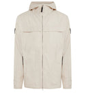 40522 MICRO REPS Jacket in Beige