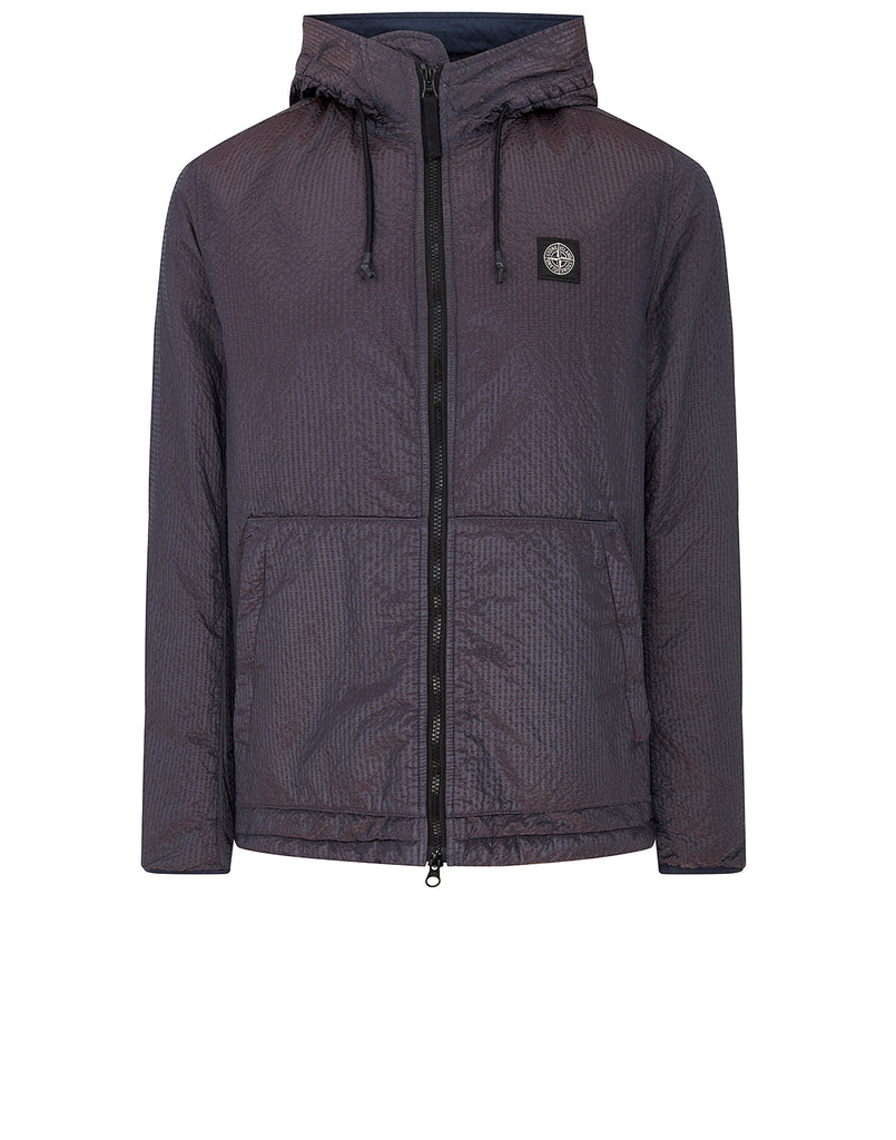 44234 POLY-COLOUR FRAME CON PRIMALOFT®-TC Jacket in Marine Blue