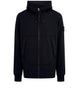 Q0122 Soft Shell-R Hooded Blouson in Navy