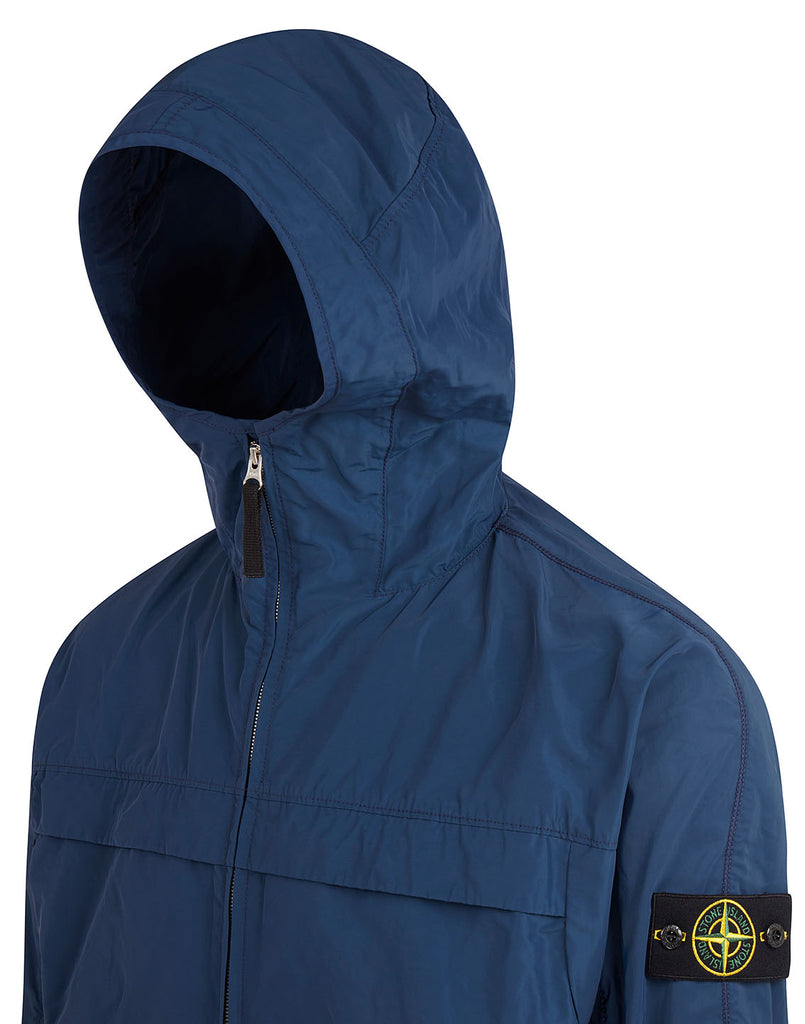 40522 MICRO REPS Jacket in Blue Marine