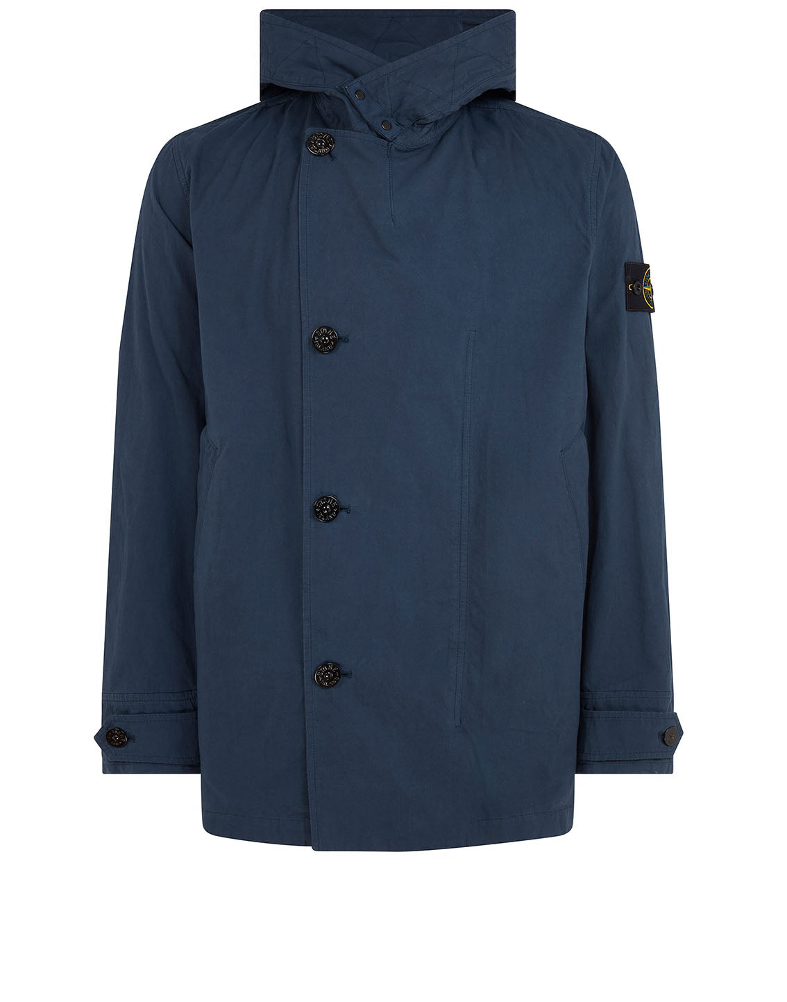 42021 COTTON / CORDURA® Jacket in Blue Marine
