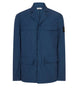 A0122 MICRO REPS Jacket in Blue Marine