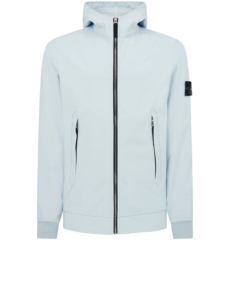 40927 LIGHT SOFT SHELL-R Jacket in Sky Blue