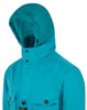 41921 COTTON / CORDURA® Jacket in Turquoise