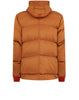 40532 Nylon Metal Watro Ripstop Jacket in Orange