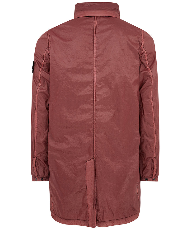 71535 Lamy Flock Jacket in Dark Burgundy
