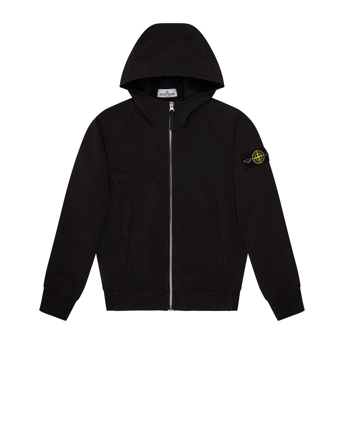 40134 LIGHT SOFT SHELL-R Jacket in Black