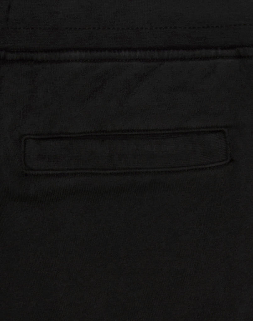 61840 Fleece Shorts in Black