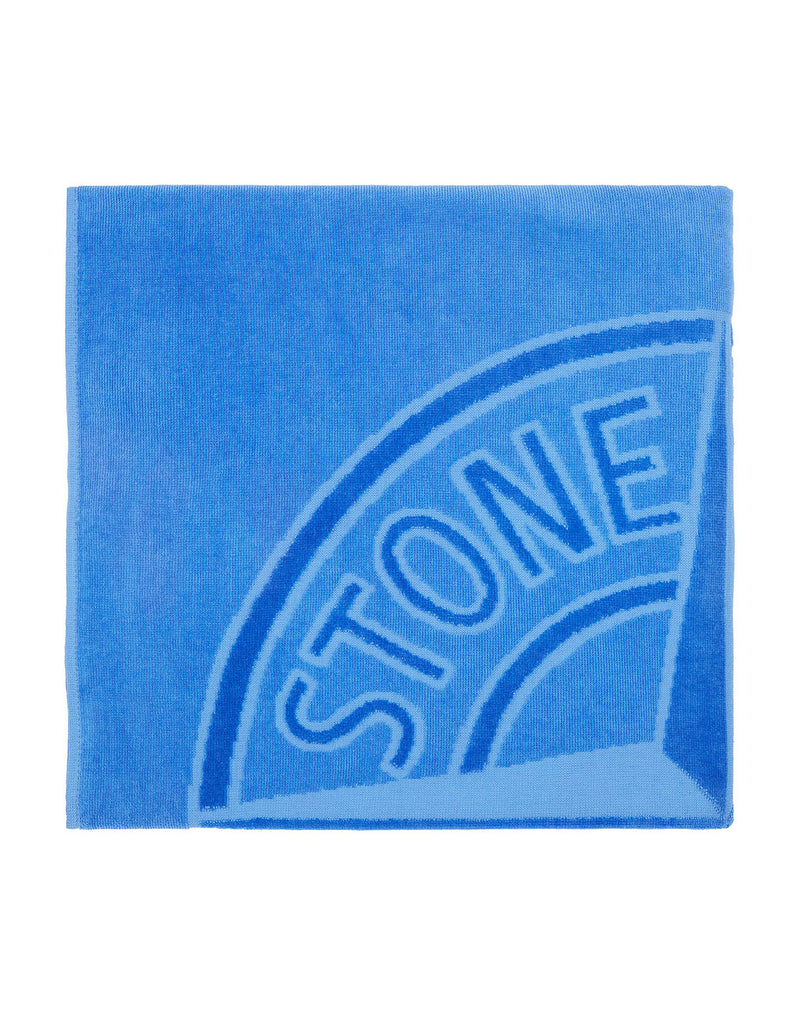 91062 Beach Towel in Periwinkle