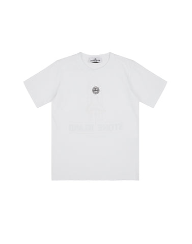 21053 Shuttle T-Shirt in White