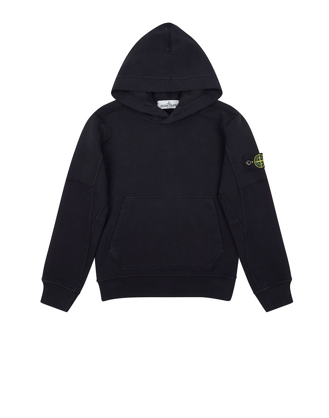 60240 Hooded Sweatshirt in Navy Blue