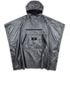 41136 Lamy Hooded Cape in Black