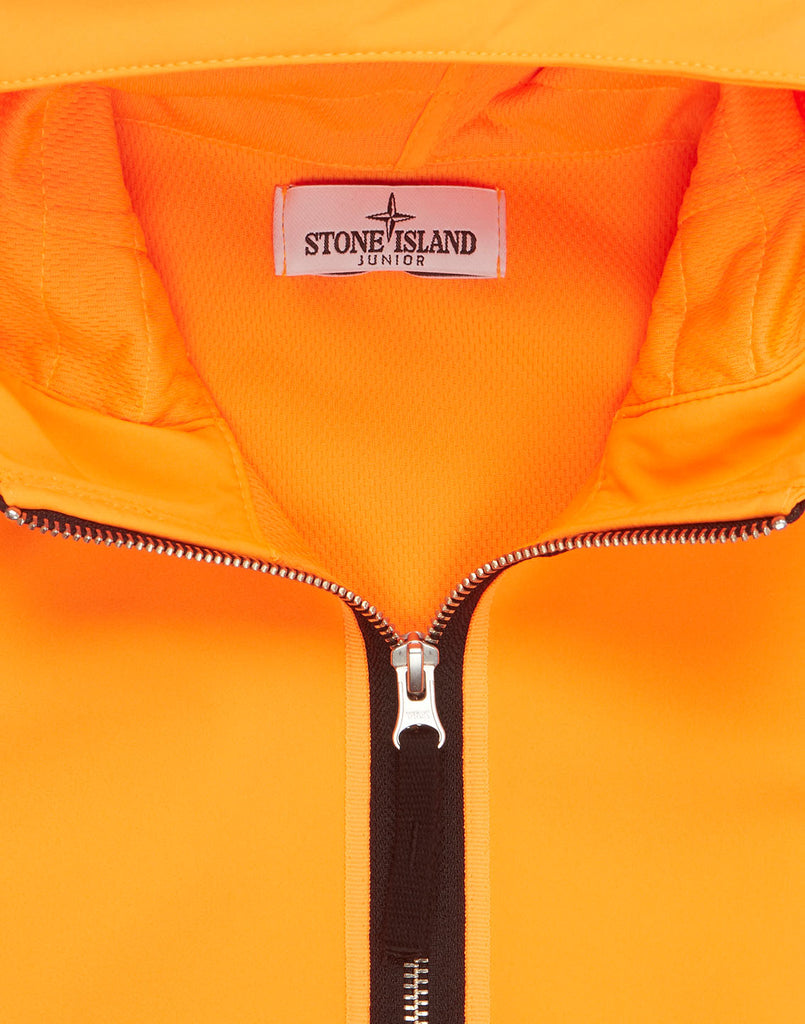 40734 LIGHT SOFT SHELL-R Jacket in Orange