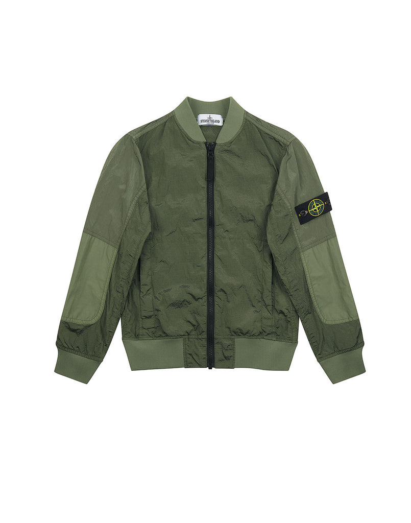 40335 NYLON METAL WATRO RIPSTOP Jacket in Sage