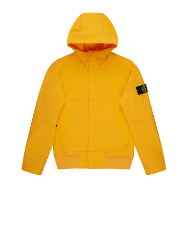 40234 LIGHT SOFT SHELL-R Jacket in Yellow