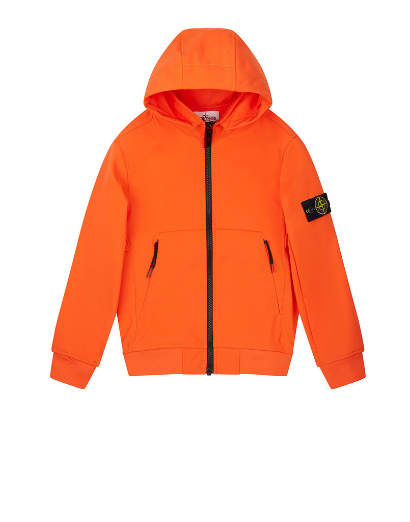 Q0230 Soft Shell-R Jacket in Orange